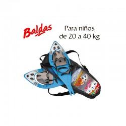BALDAS RAQUETA NIEVE NIÑO BABY, ARISTARUN