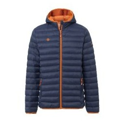 IZAS CHAQUETA SINDU BLUEMOON ORANGE ARISTARUN
