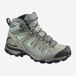 SALOMON X ULTRA 3 MID GTX, ARISTARUN
