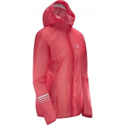 SALOMON CHAQUETA IMPERMEABLE MUJER LIGHTNING RACE, ARISTARUN