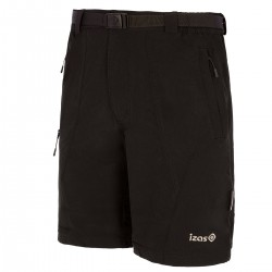 IZAS PANTALON CORTO BEAR II BLACK, ARISTARUN