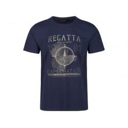 REGATTA CAMISETA CLINE IV Navy ARISTARUN