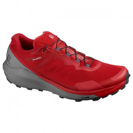 SALOMON SENSE RIDE 3 H ROJO-ARISTARUN