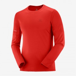SALOMON CAMISETA MANLA LARGA AGILE-ARISTARUN
